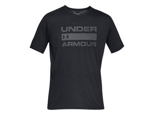 UNDER ARMOUR UA TEAM ISSUE WORDMARK SS 1329582-001