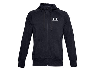 UNDER ARMOUR SPECKLED FLEECE FZ HOODIE 1355630-001