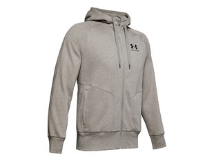 UNDER ARMOUR SPECKLED FLEECE FZ HOODIE 1355630-388